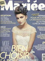 Mariée Magazine Nov 2012