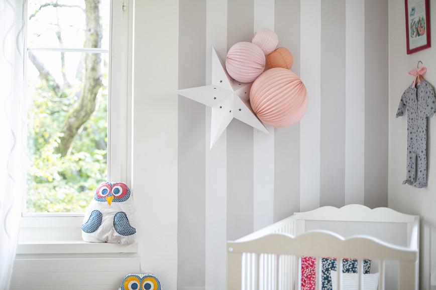 Décoration chambre d'enfant - Sous Le Lampion