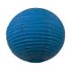 Lanterne chinoise - 35cm - Bleu santorini