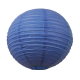 Lanterne chinoise - 35cm - Bleuet cendré