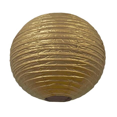 Lanterne chinoise - 35cm - Blanche