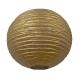 Lanterne chinoise - 35cm - Doré glam