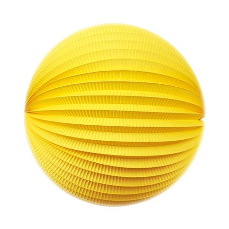Accordion lantern - 30cm - Yellow pow