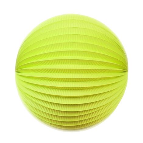 Accordion lantern - 30cm - Lemongrass
