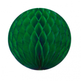 Honeycomb ball - 30cm - Holly pine