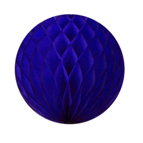Honeycomb ball - 30cm - Super blue ocean
