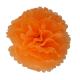 Paper pompom - 40cm - Ripe melon