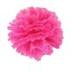 Pompon en papier - 40 cm - Rose fuschia
