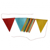 Flags garland - 2m - Rainbow dream