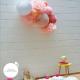 Lampions pour chambre de bébé
