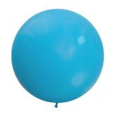 Baby blue giant balloon
