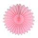 Paper fan - 35cm - Pretty in pink