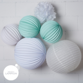 Paper lanterns kit - Gabriel