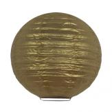 Paper lantern - 20cm - Gold