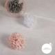 Paper tissue pompoms for weddings