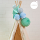 Paper lanterns kit - TEEPEE