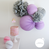 Paper lanterns kit - MILA