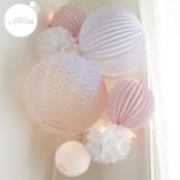 Paper lanterns kit - LILI