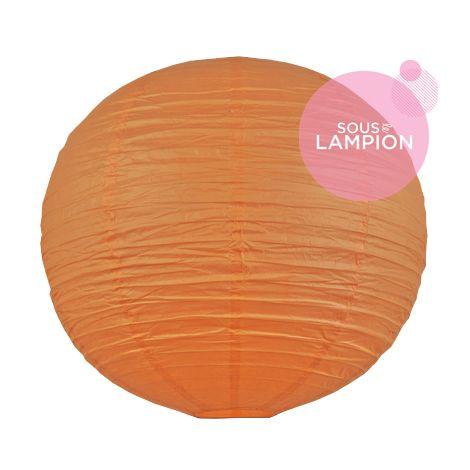 Paper lantern - 66cm - Clementine