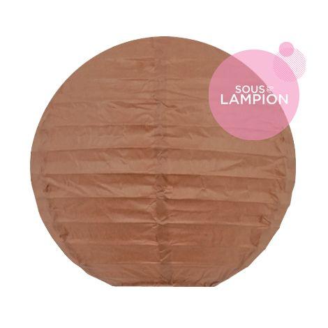 Paper lantern - 15cm - Hazel