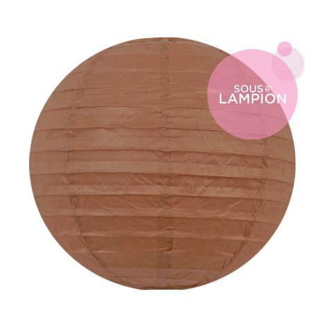 Paper lantern - 20cm - Hazel