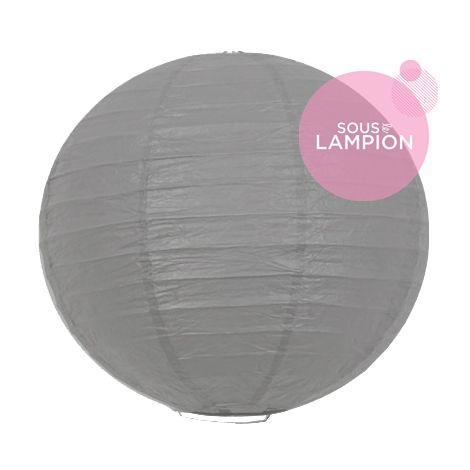 petite lanterne grise deco chambre