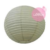 Lanternes chinoises avec rubans (non fournis)