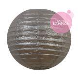 Paper Lantern - 20cm - Silver Star