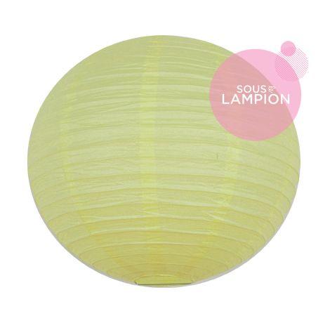 Paper lantern - 50cm - Pastel sun