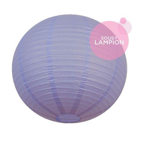 Paper lantern - 66cm - Lavender bouquet
