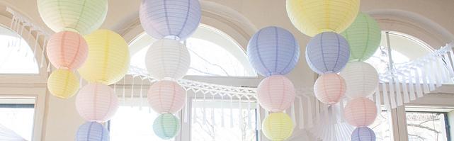 A pastel palette for Spring