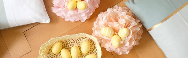 Décorations pour Pâques
