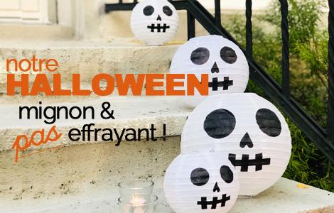 Jolies idées DIY pour Halloween
