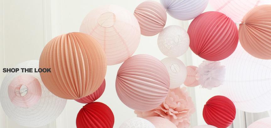 décoration rose pastel pour un mariage