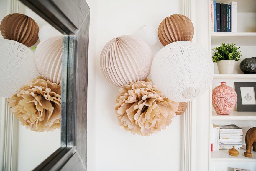 Idée décoration d'intérieur à petit prix