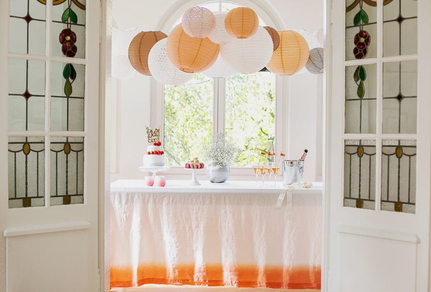 Idées décoration buffet de mariage - Sous Le Lampion