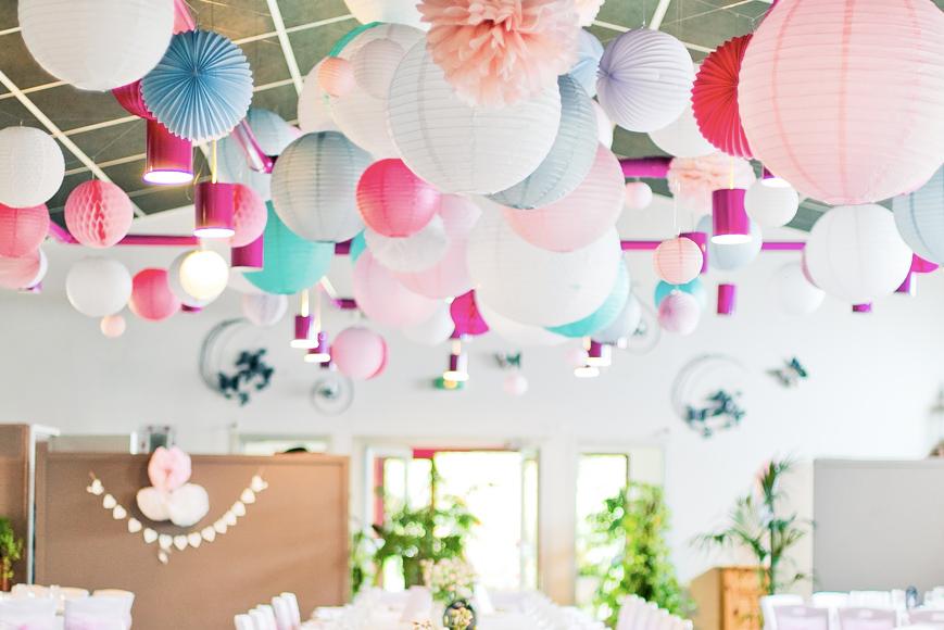 combien de lanternes pour décorer un mariage