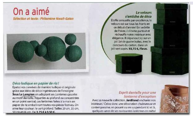 Fait Main magazine