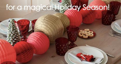 Holiday and Christmas decor ideas