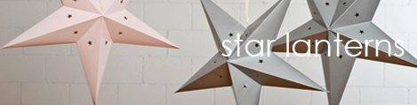 shop star lanterns for party decoration