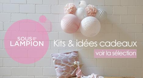 kit de lampions et idées cadeaux Sous Le Lampion