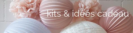 kit de lampions pour décorer une chambre ou une fête