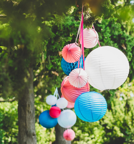 Can The Paper Lanterns Be Illuminated