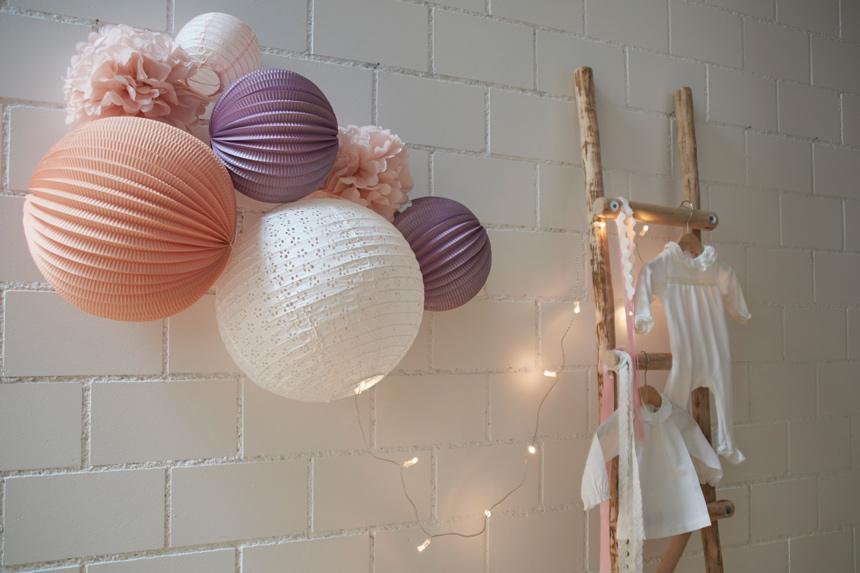 lampions pour décorer une chambre