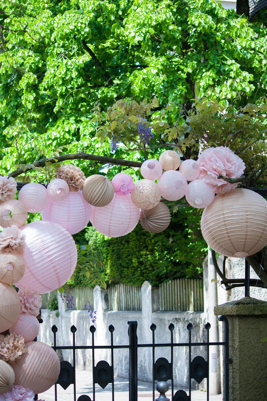 lanterne mariage