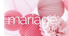 conseils déco mariage