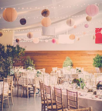 Lanterne mariage pour décoration de tente
