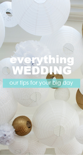 tips for wedding decoration